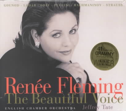 BEAUTIFUL VOICE BY FLEMING,RENEE (CD)