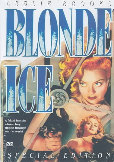 BLONDE ICE BY BROOKS,LESLIE (DVD)