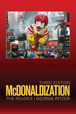 McDonaldization By Ritzer, George (EDT)